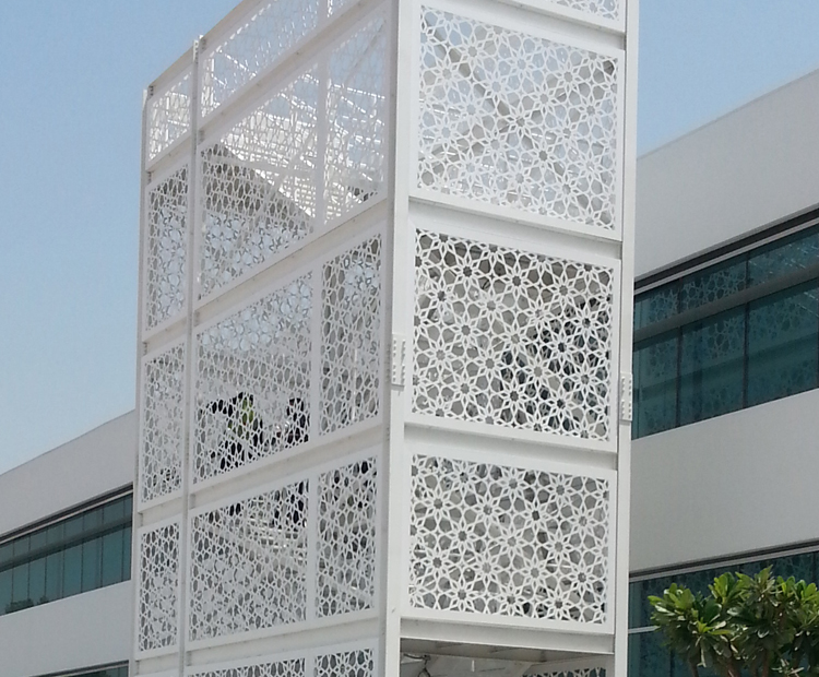 Mashrabiya Pattern Mashrabiya Panels Metal Screen